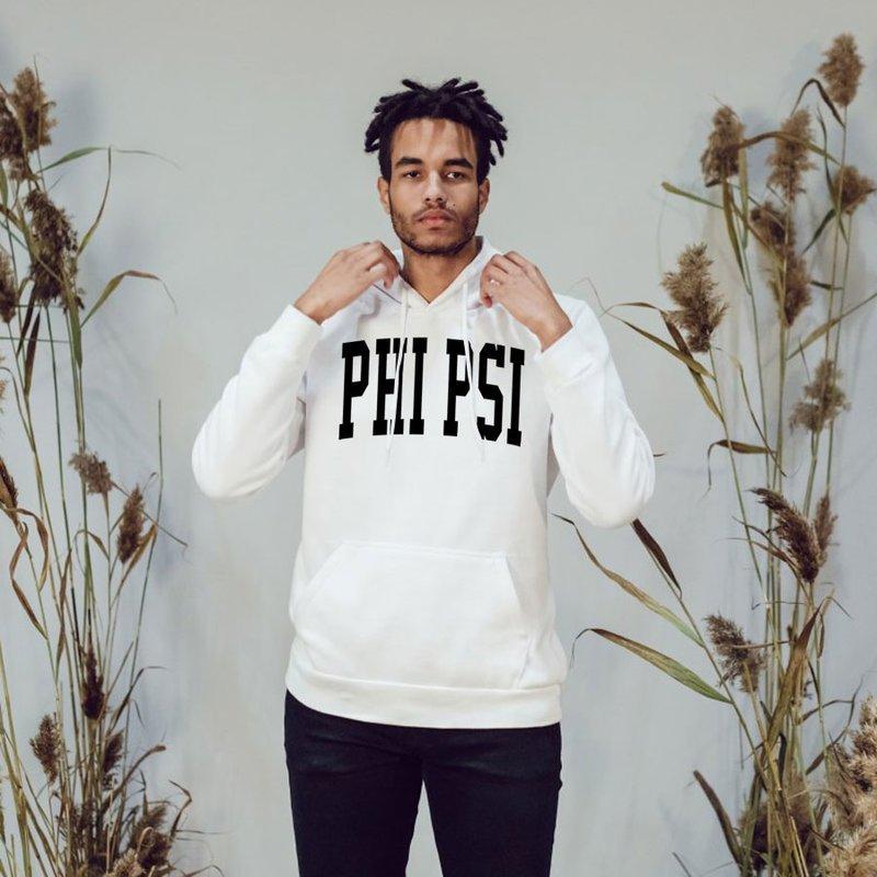 Phi Kappa Psi Nickname Hooded Sweatshirt