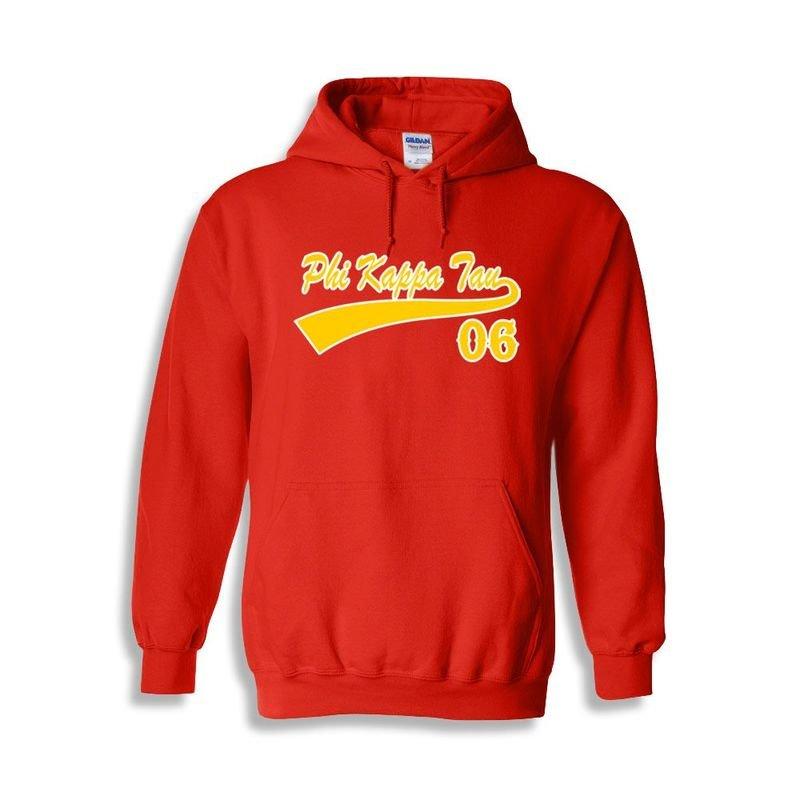 Phi Kappa Tau tail Hoodie