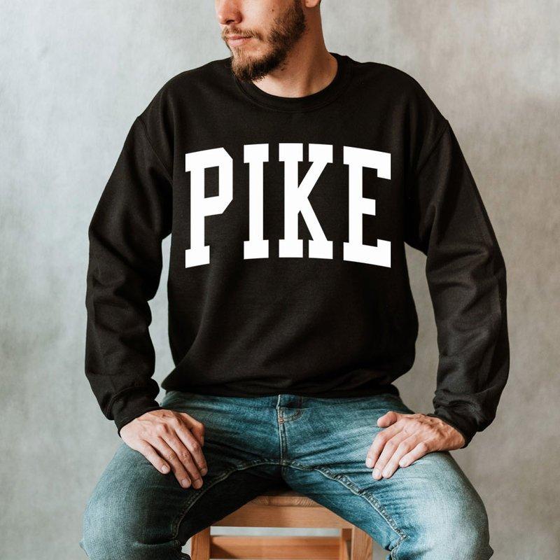Pi Kappa Alpha Nickname Crewneck Sweatshirt