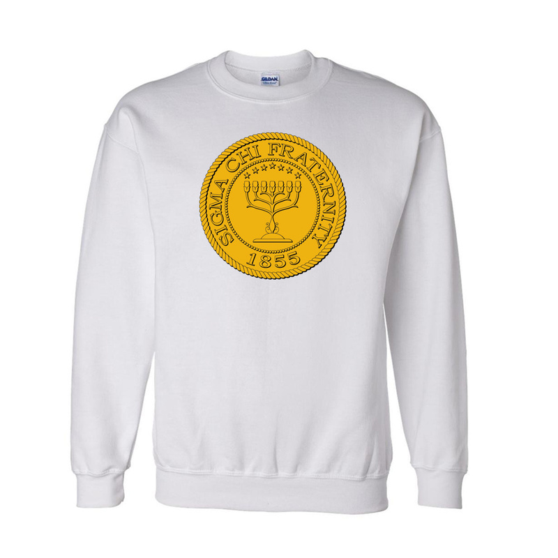 Sigma Chi Logo Crewneck Sweatshirt
