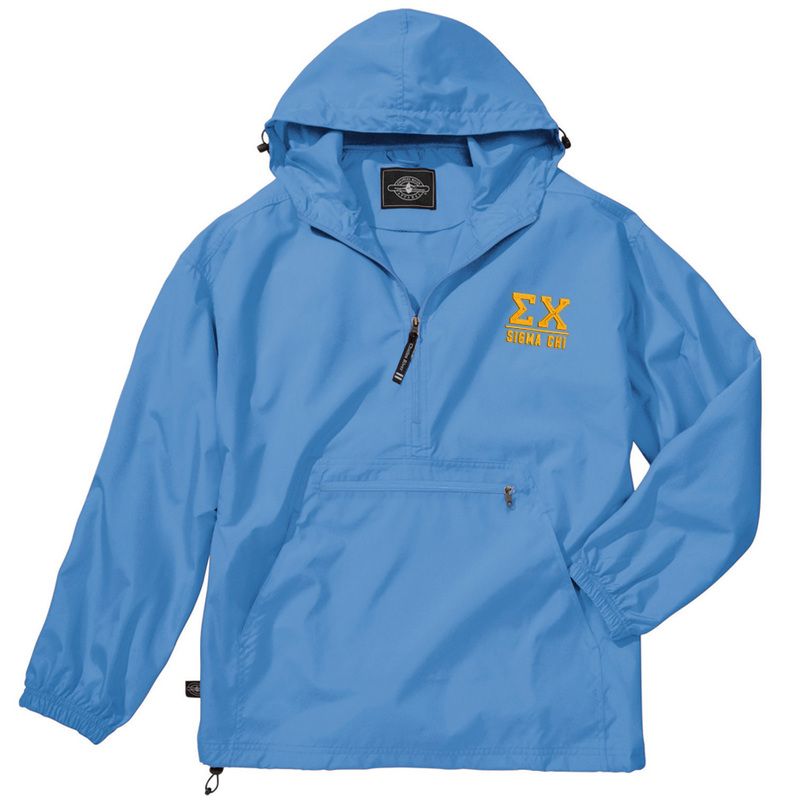 Sigma Chi Pack-N-Go Pullover