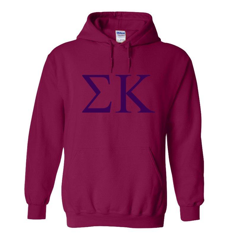 Sigma Kappa World Famous $25 Greek Hoodie