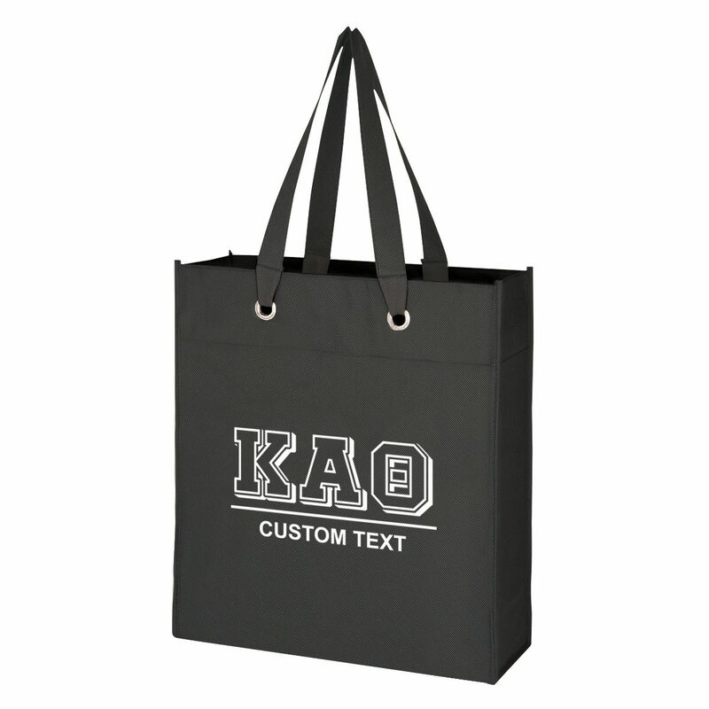 Sorority Grommet Tote Bag