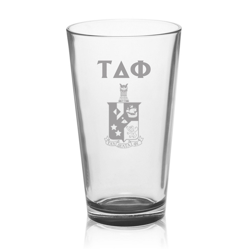 Tau Delta Phi Mixing Glass