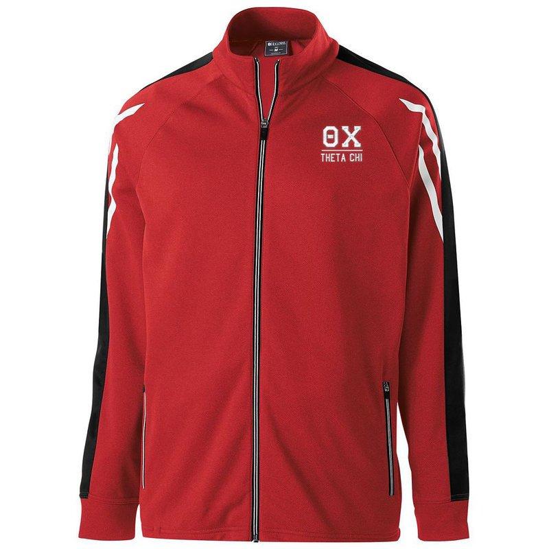 Theta Chi Flux Track Jacket
