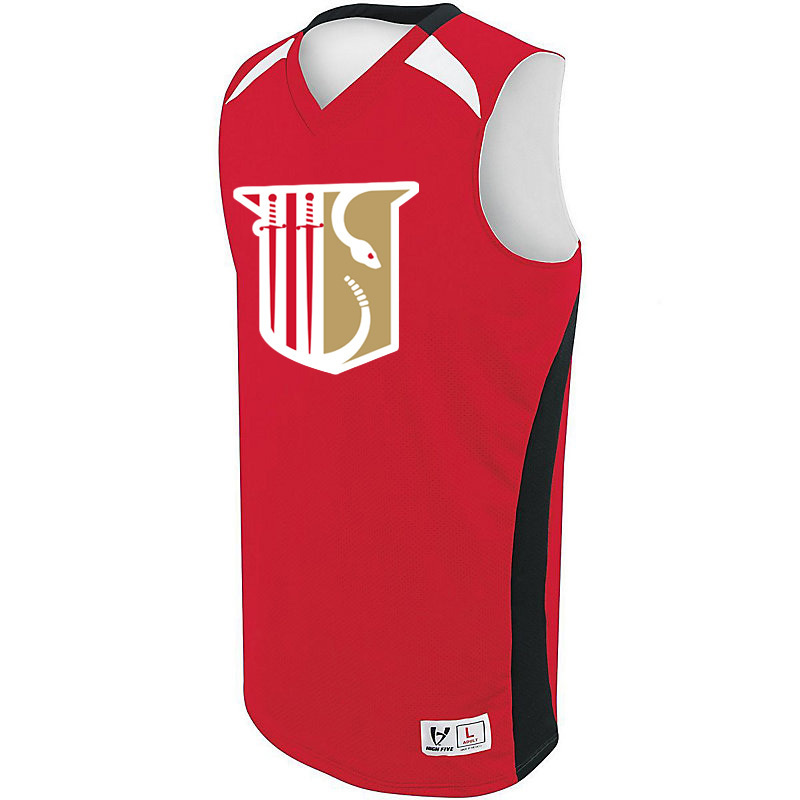 Theta Chi High Five Campus Basketball Jersey