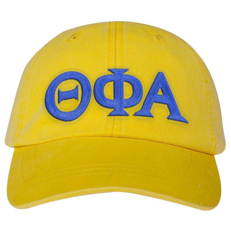 Theta Phi Alpha Lettered Premium Pastel Hat