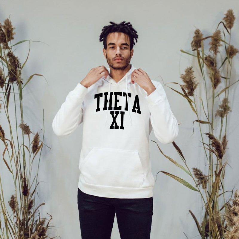 Theta Xi Nickname Hooded Sweatshirt