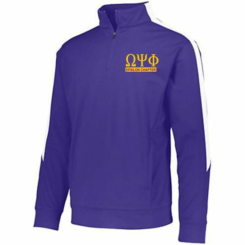 $30 World Famous Greek Crest - Shield Medalist Pullover