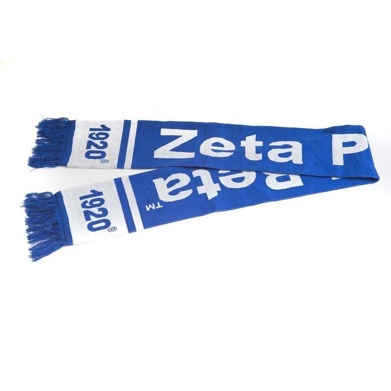 Zeta Phi Beta Knit Scarf