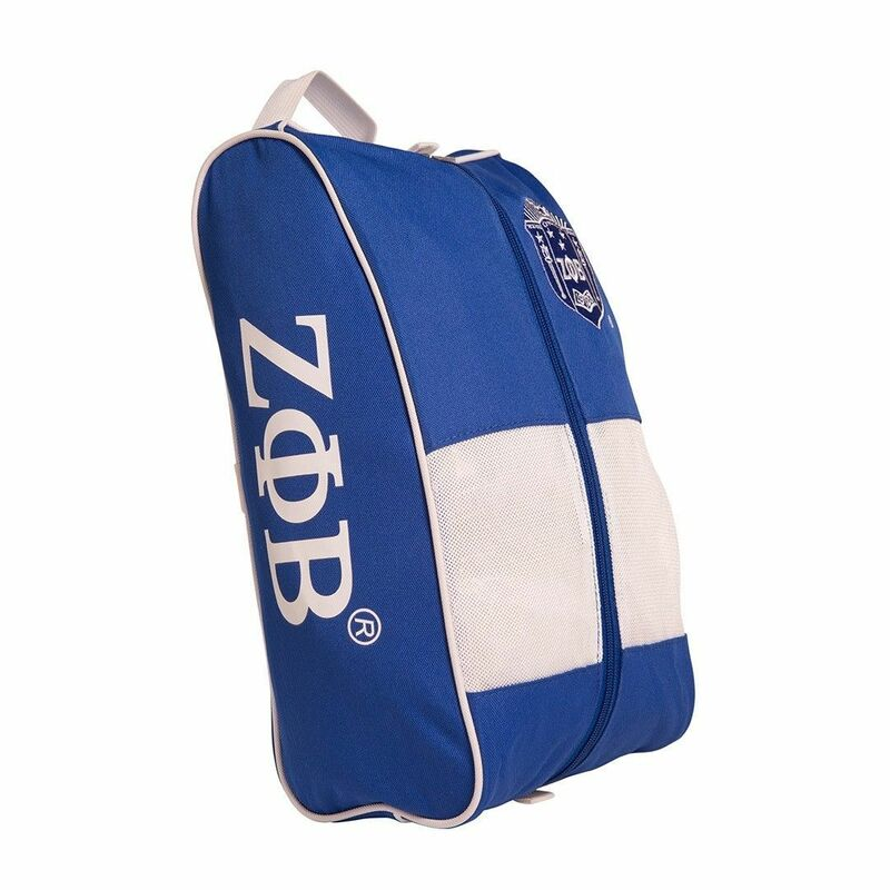 Zeta Phi Beta Shoe Bag
