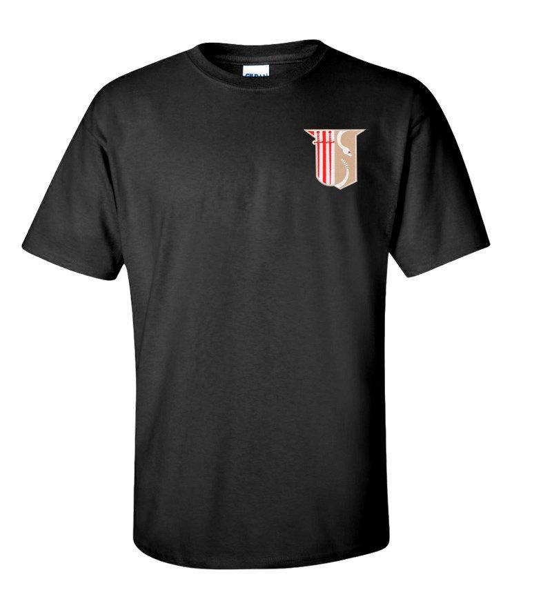 DISCOUNT-Theta Chi Crest - Shield Shirt