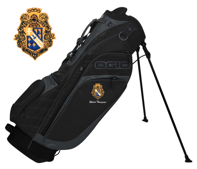 Alpha Phi Omega Golf Bags