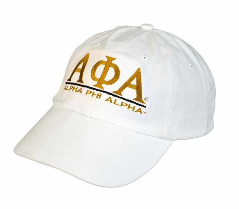 Alpha Phi Alpha World Famous Line Hat
