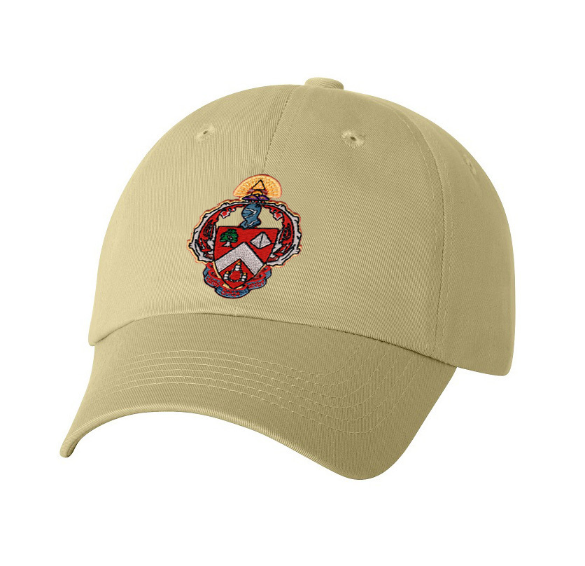 DISCOUNT-Triangle Fraternity Emblem Hat