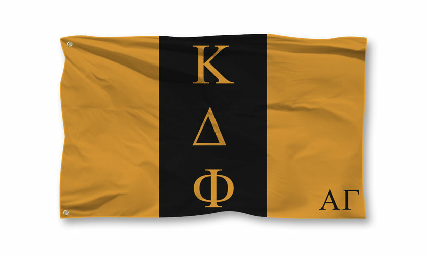 Kappa Delta Phi 3' x 5' Flag