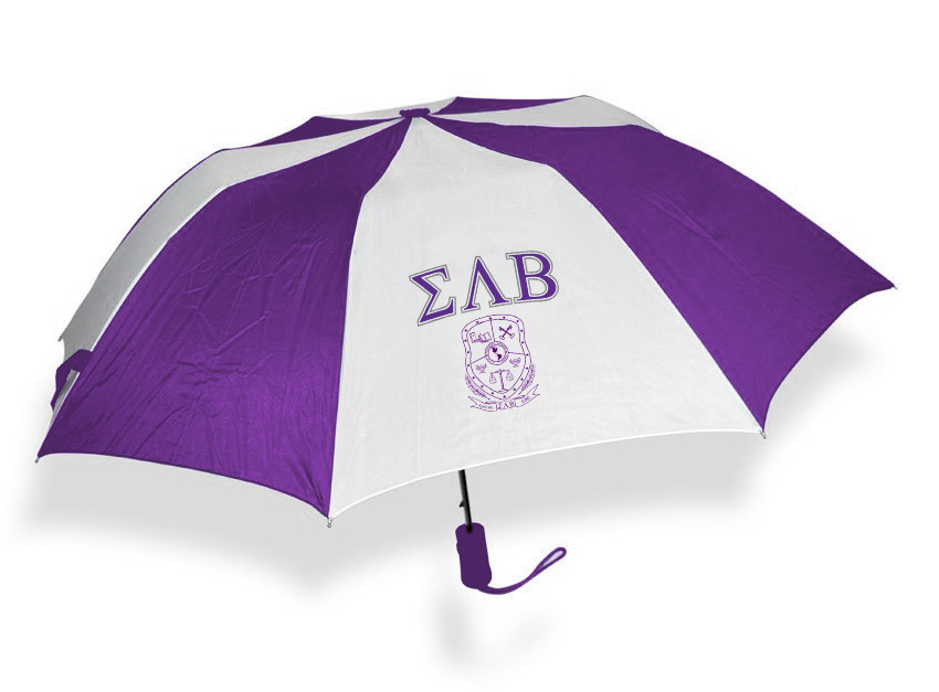 Sigma Lambda Beta Umbrella