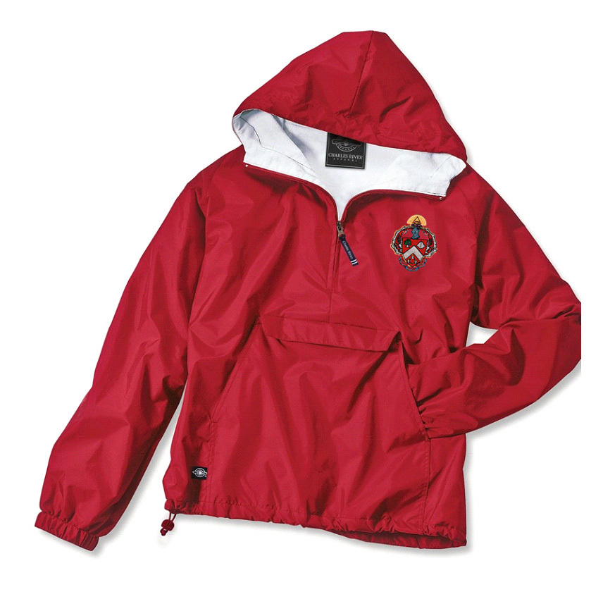 Triangle Fraternity Anorak