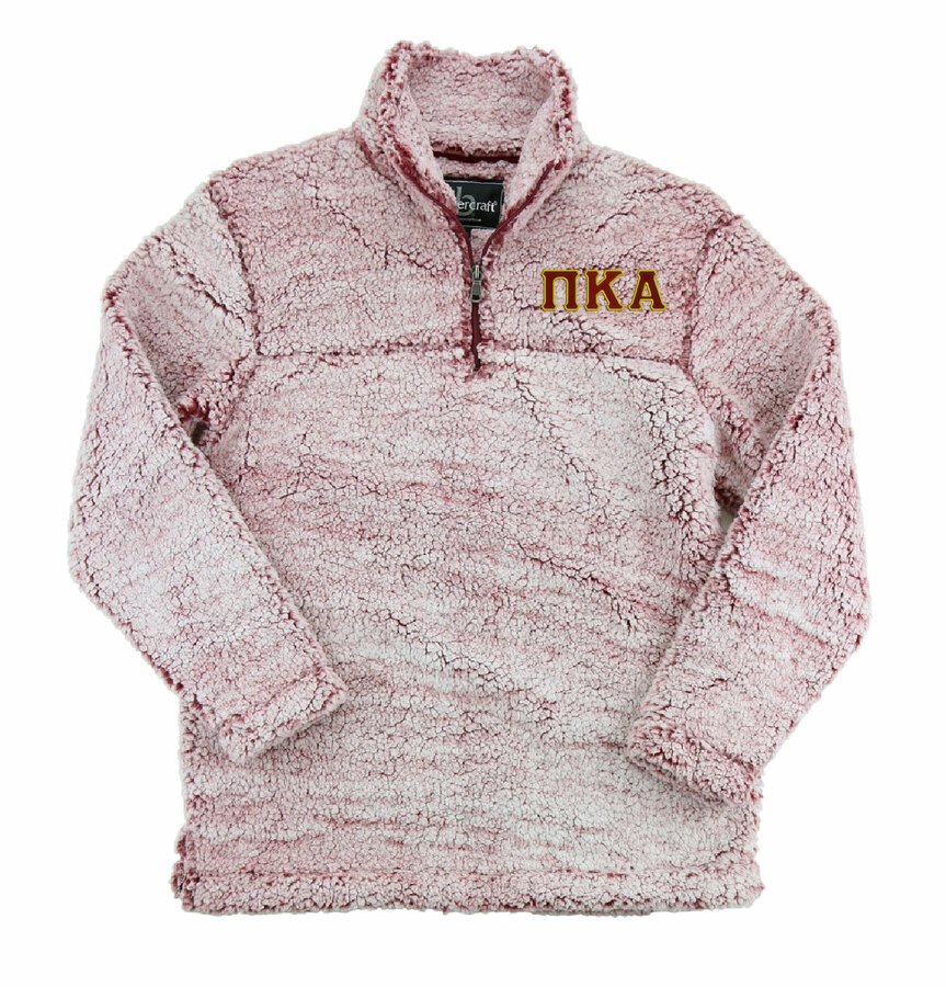 Pi Kappa Alpha Sherpa Pullover