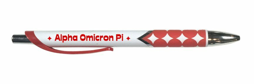 Alpha Omicron Pi Cirque Pens Set of 5