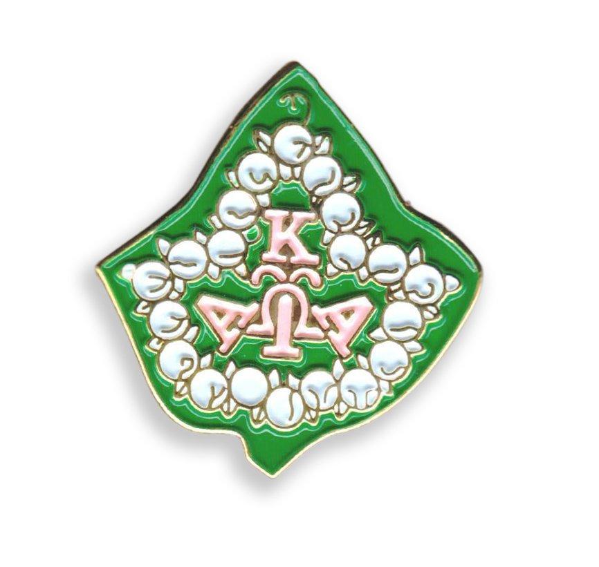 AKA - Ivy Leaf Pin