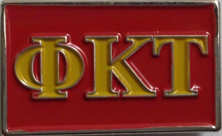 Phi Kappa Tau Lapel Pin