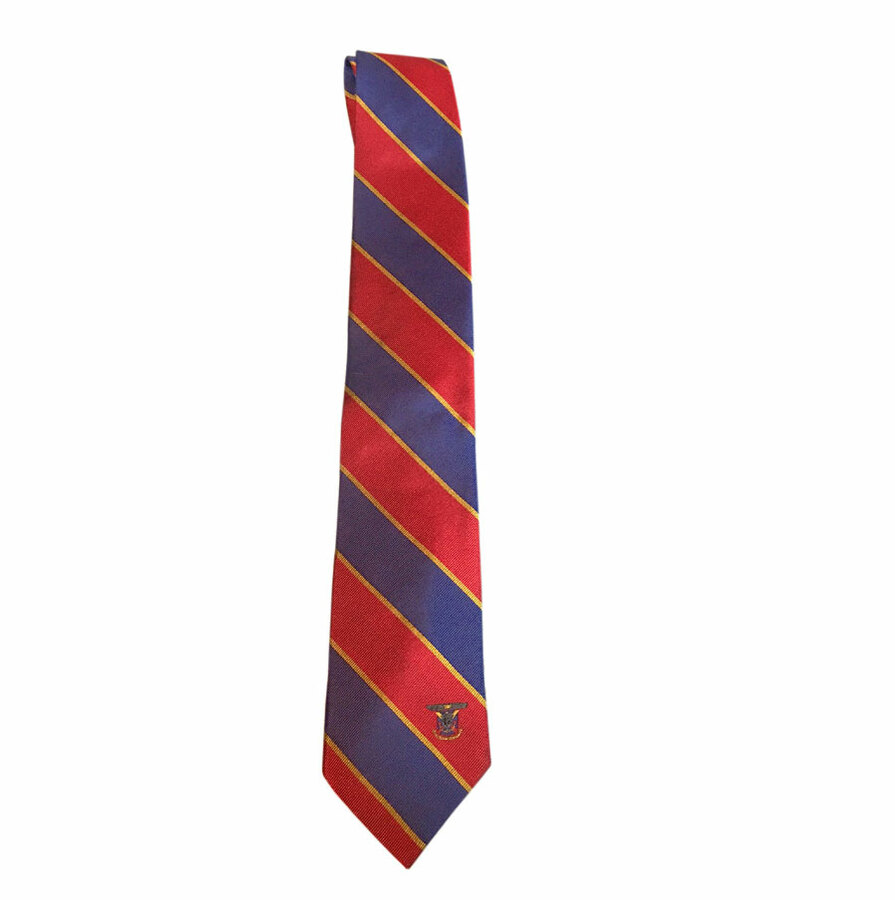 Delta Kappa Epsilon Executive Fraternity Neckties - Half Off