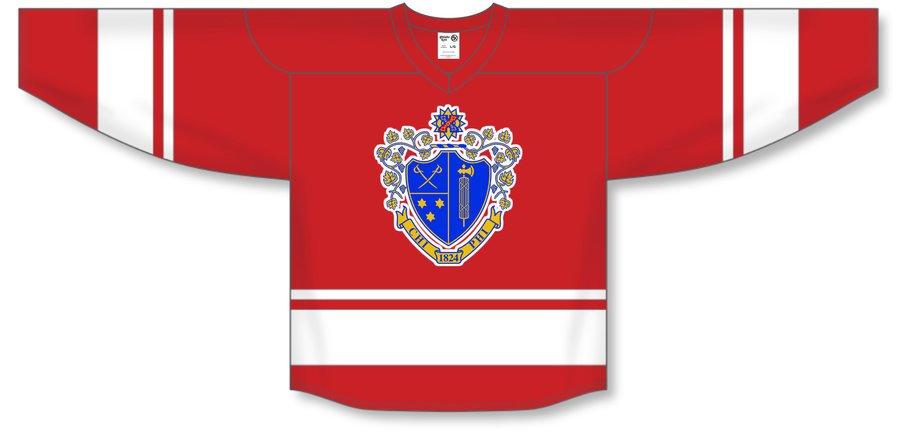 Chi Phi League Hockey Jersey