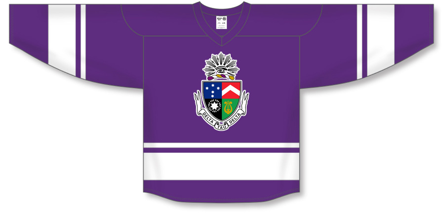Delta Tau Delta League Hockey Jersey