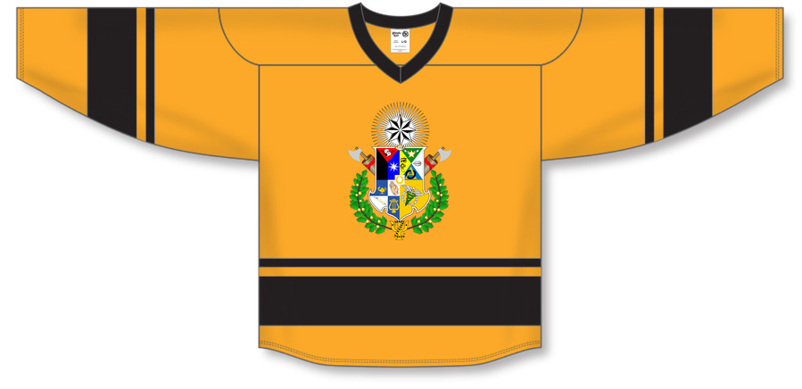 Zeta Psi League Hockey Jersey