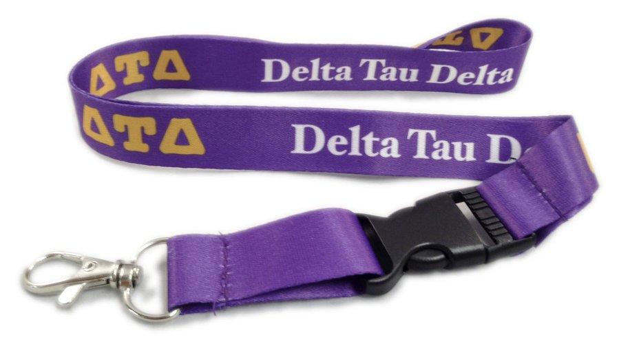 Delta Tau Delta Lanyard