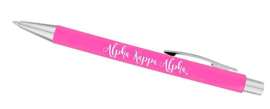 BULK DEAL - Alpha Kappa Alpha St. Clair Pens (Set of 5)
