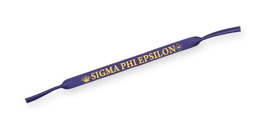 Discount Sigma Phi Epsilon Croakies - $3!