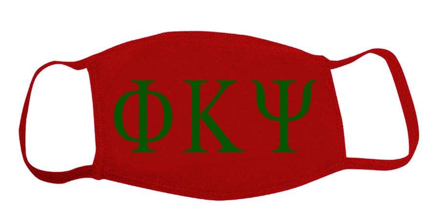 Phi Kappa Psi Face Masks