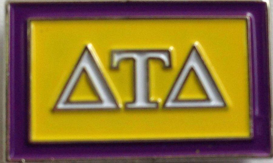 Delta Tau Delta Lapel Pin