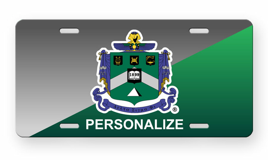 Delta Sigma Phi License Cover
