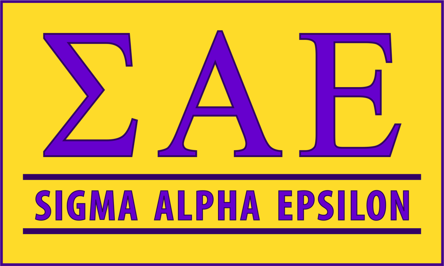 Fraternity Line Sticker Decal