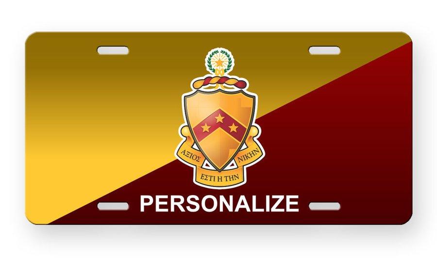 Phi Kappa Tau License Cover