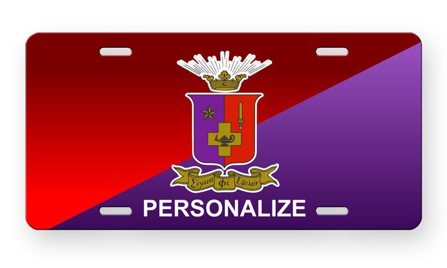 Sigma Phi Epsilon License Cover