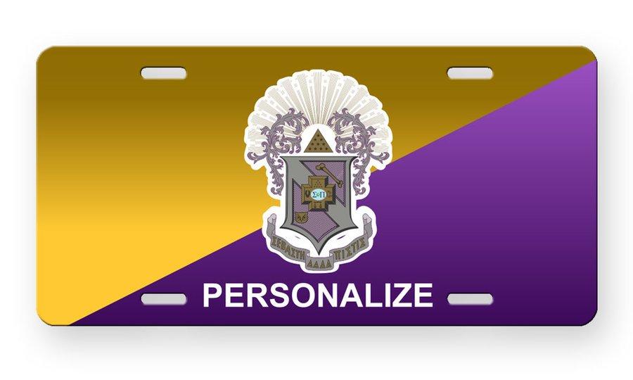 Sigma Pi License Cover