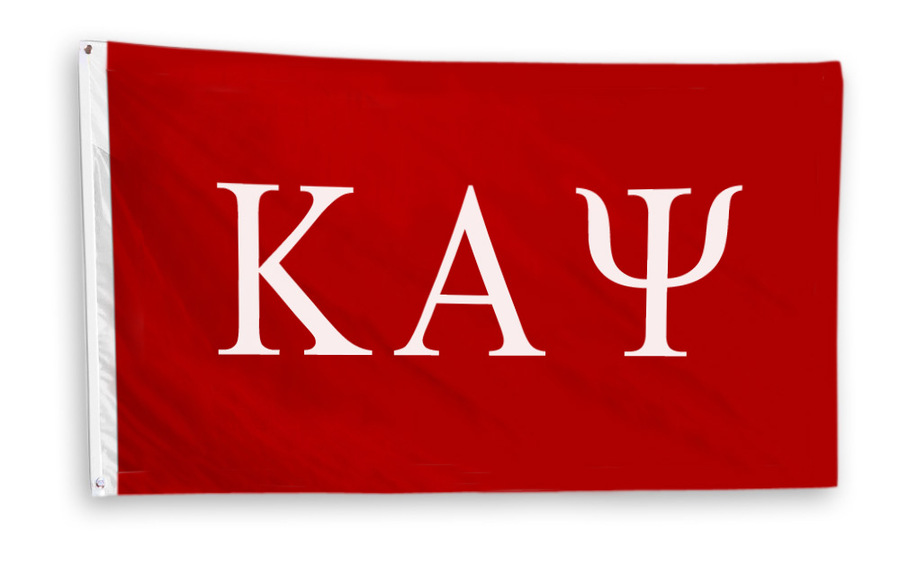 Kappa Alpha Psi Giant Flag