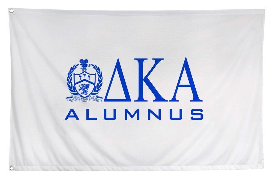 Delta Kappa Alpha Flag