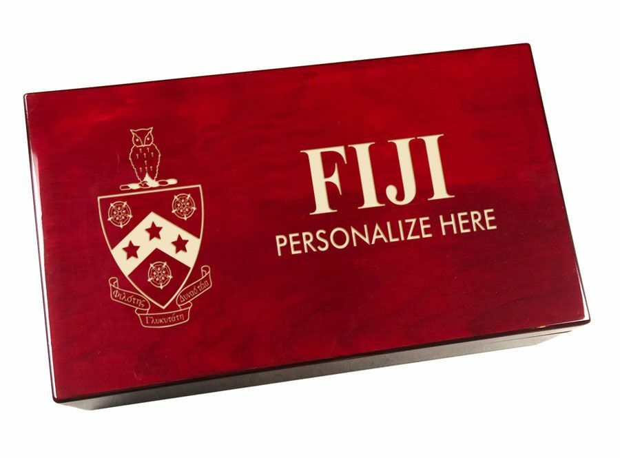 FIJI Engraved Gavel Set