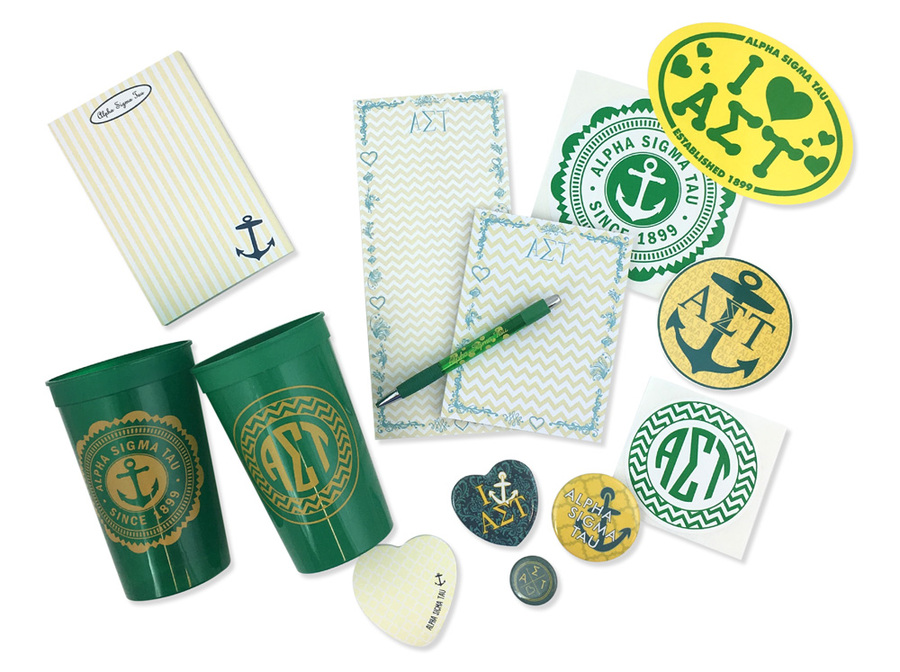 Alpha Sigma Tau Discount Kit