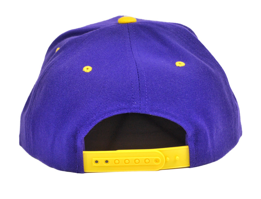 Chi Psi Flatbill Snapback Hats Original