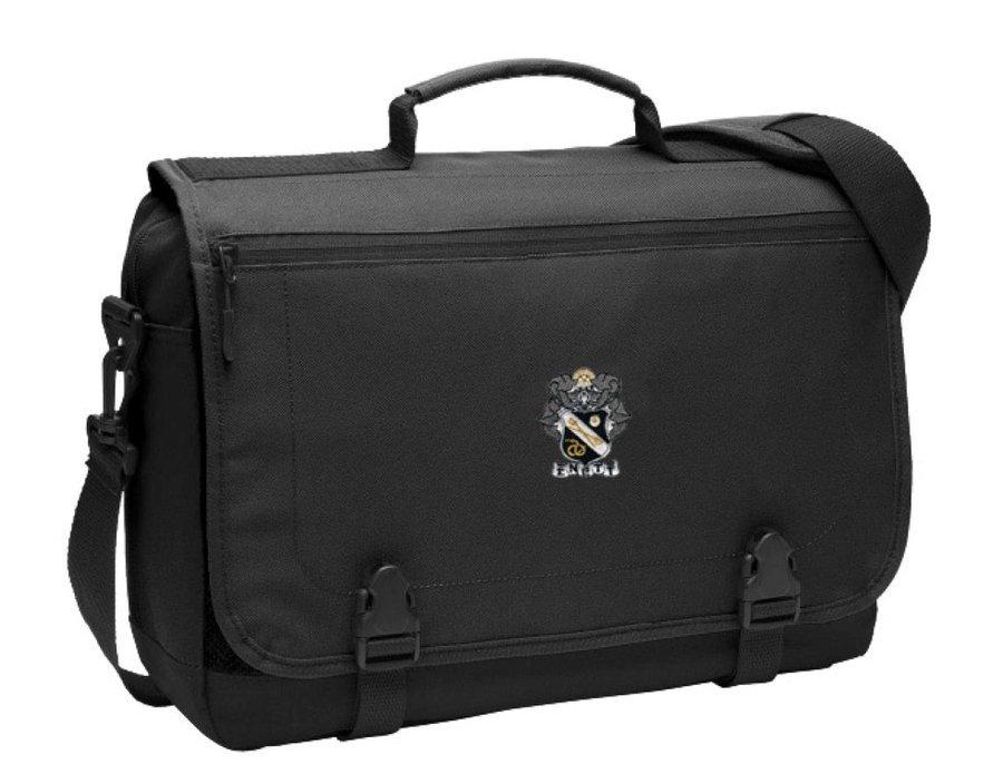 DISCOUNT-Sigma Nu Messenger Briefcase