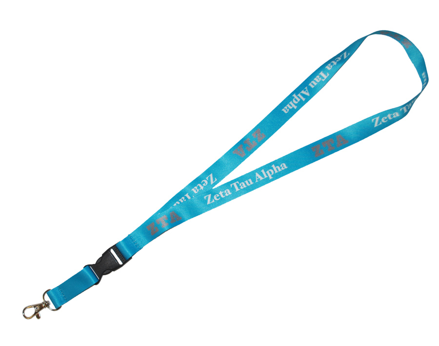 Fraternity & Sorority Greek Lanyard