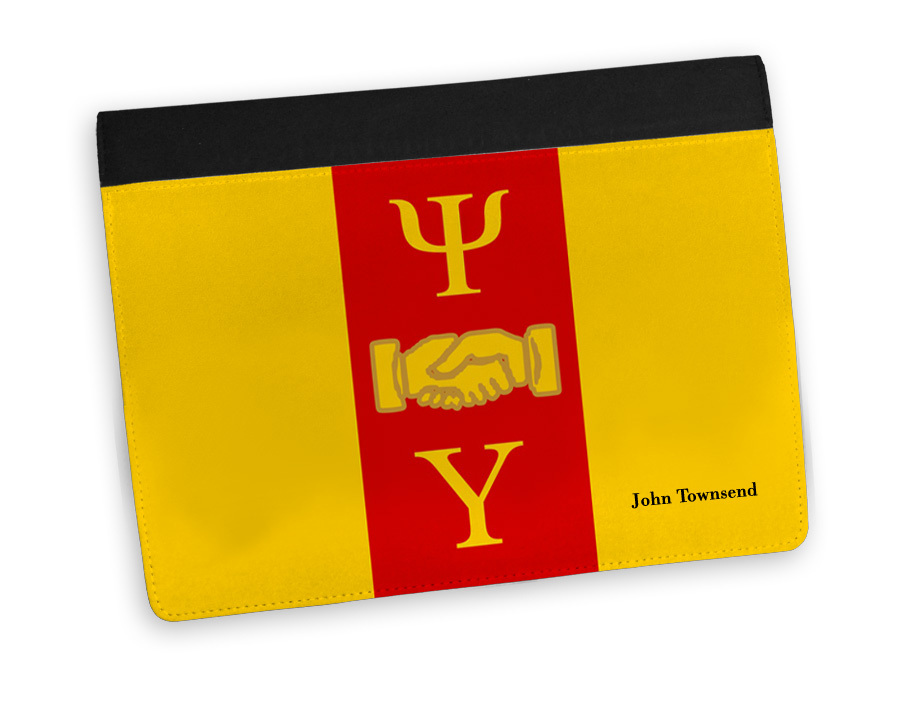 Psi Upsilon Flag Portfolio