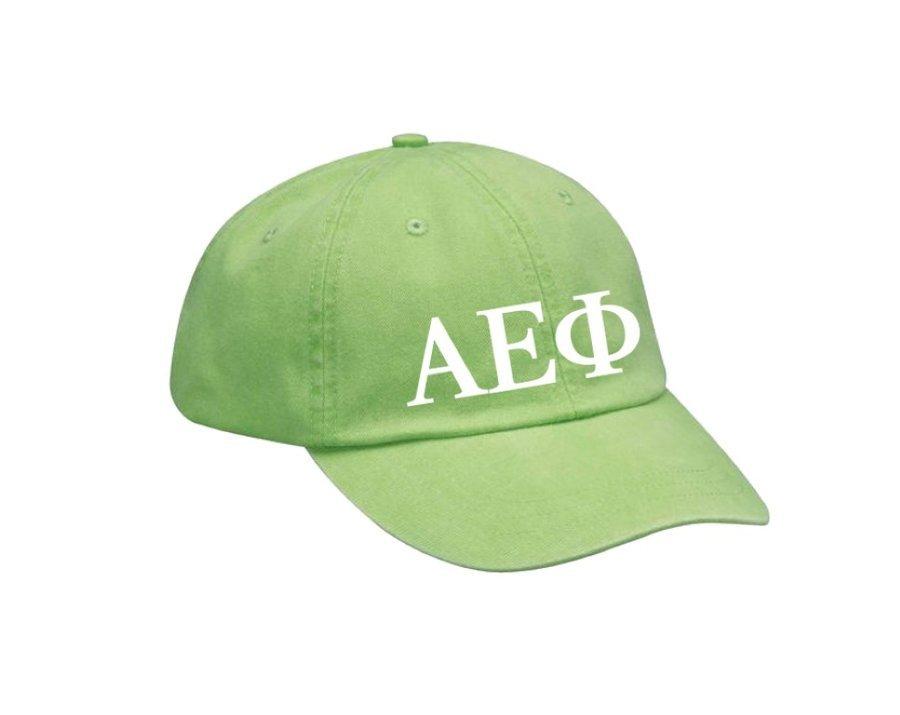 Alpha Epsilon Phi Letters Hat