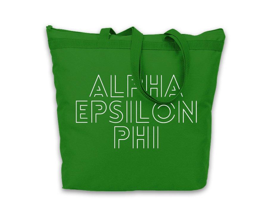 Alpha Epsilon Phi Modera Tote